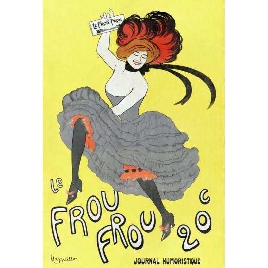Bird of paradise illustration by Pierre-Joseph Redouté