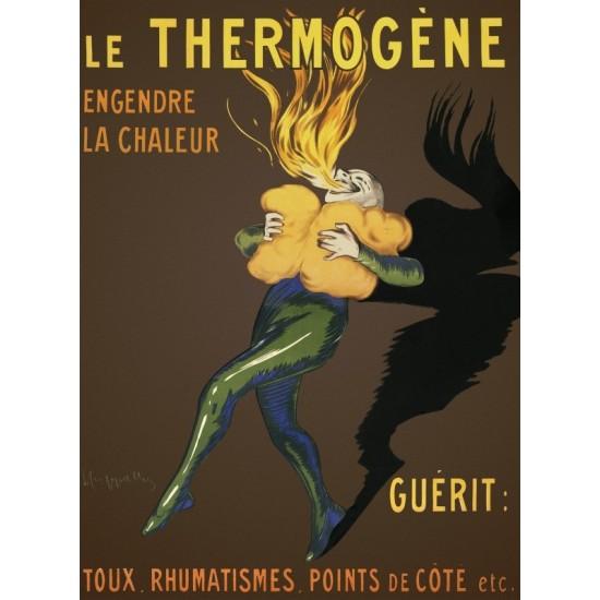 Canada lily illustration by Pierre-Joseph Redouté